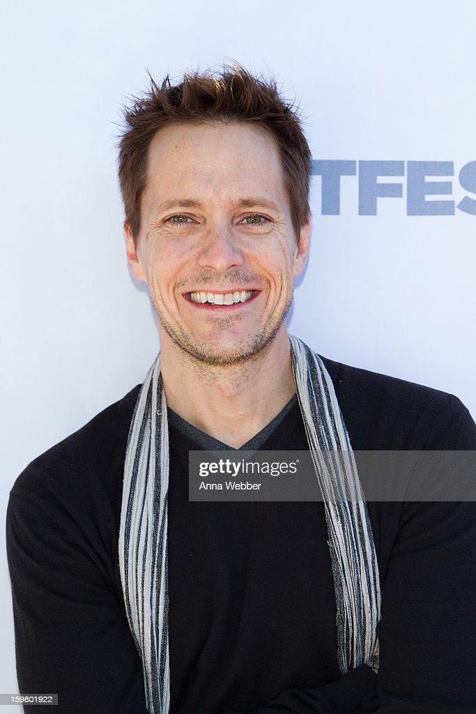 Chris Ranta arrives to Outfest Queer Brunch - 2013 Park City on January 20, 2013 in Park City, Utah.