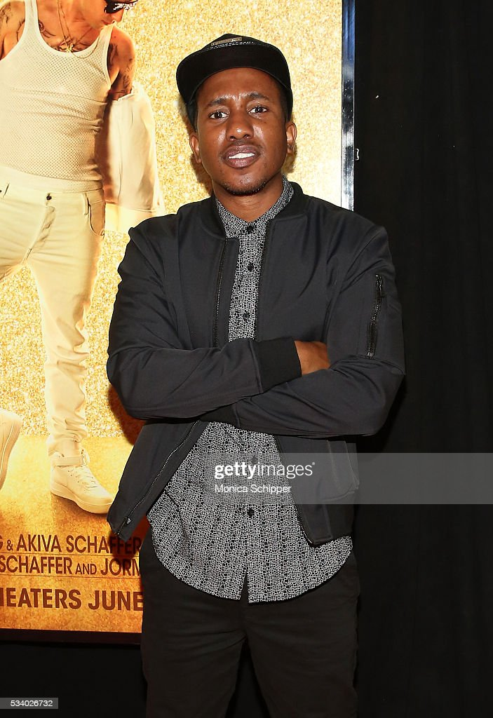 Chris Redd attends 'Popstar: Never Stop Never Stopping' New York Premiere at AMC Loews Lincoln Square 13 theater on May 24, 2016 in New York City.