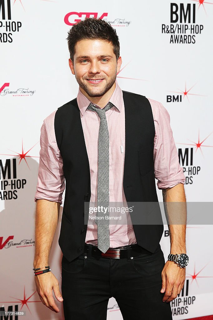 Chris Richardson attends the 2013 BMI R&B/Hip-Hop Awards at Hammerstein Ballroom on August 22, 2013 in New York City.