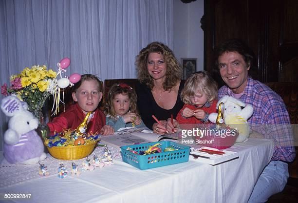 Chris Roberts Ehefrau Claudia Roberts Sohn David Sohn Jerome Tochter Jessica Homestory Waldbröl Deutschland Sänger Promi FH