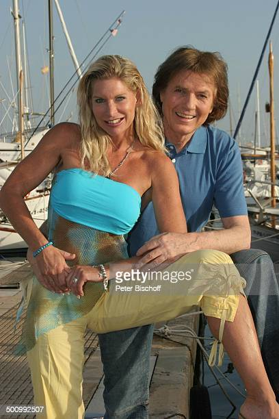 Chris Roberts Ehefrau Claudia Roberts Urlaub Puerto Colom/Mallorca/Spanien Balearen Sänger Sängerin Ehemann Familie Schlagersänger Schlagersängerin...