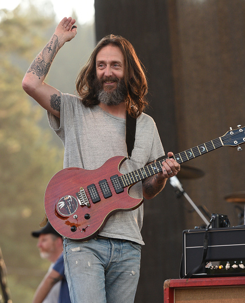 Chris Robinson Brotherhood Stock Photos and Pictures | Getty Images