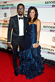 Chris Rock and his wife Malaak Rock arrive at the 33rd Annual Kennedy Center Honors at the Kennedy Center Hall of States on December 5 2010 in...