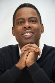 Chris Rock at the 'Top Five' Press Conference at the Ritz Carlton Hotel on November 22 2014 in New York City