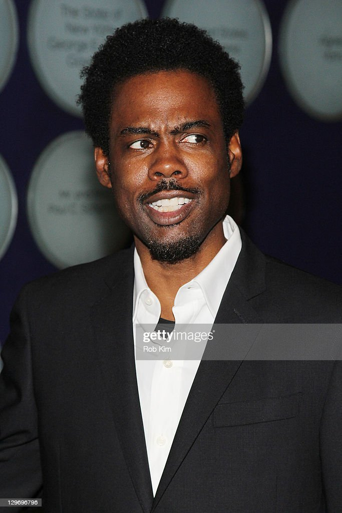 Chris Rock attends the 2nd Annual Triumph Awards at the Rose Theater, Jazz at Lincoln Center on October 19, 2011 in New York City.