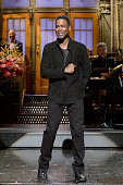 LIVE 'Chris Rock' Episode 1667 Pictured Chris Rock during the monologue on November 1 2014
