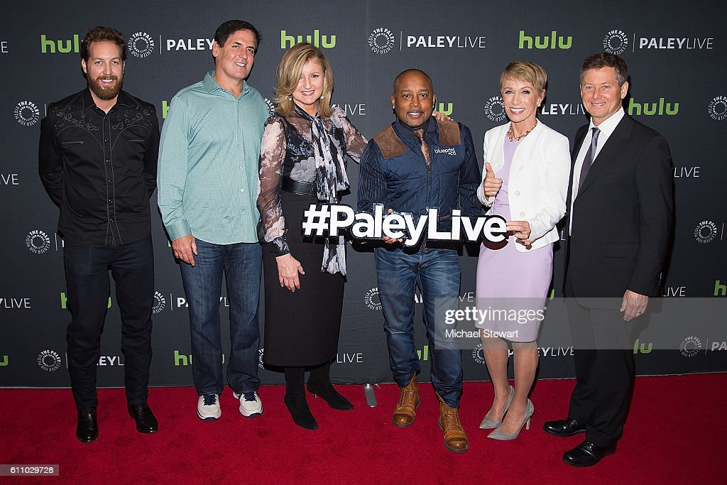 The Paley Center For Media Presents Shark Tank: Pursuing The American Dream In Prime Time