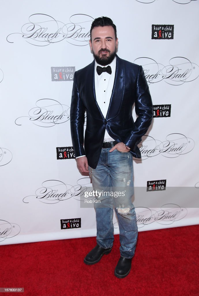 Chris Salgardo, president of Kiehl's attends the Keep A Child Alive's Black Ball Redux 2012 at The Apollo Theater on December 6, 2012 in New York City.