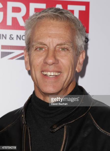 Chris Sanders attends the 2014 GREAT British Oscar Reception on February 28 2014 in Los Angeles California