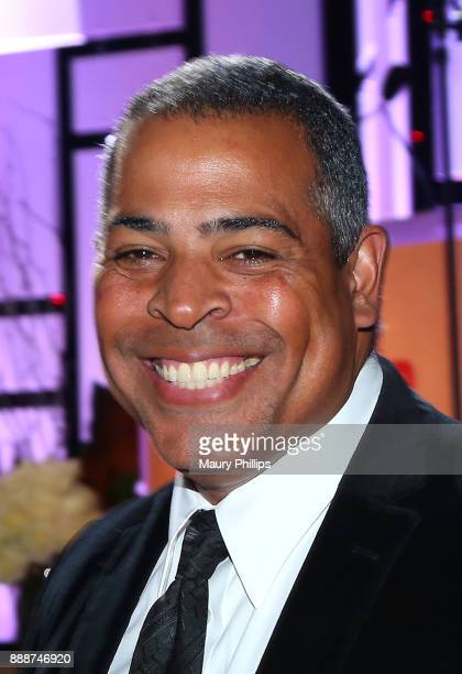 Chris Schauble attends the 49th Annual Pioneer of African American Achievement Award dinner at The Beverly Hilton Hotel on December 8 2017 in Beverly...