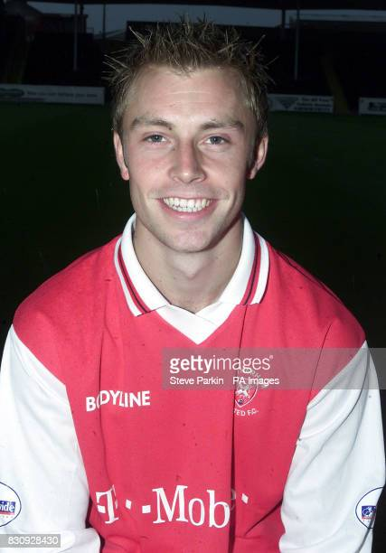 Chris Sedwick of Rotherham utd2002/2003 SEASON THIS PICTURE CAN ONLY BE USED WITHIN THE CONTEXT OF AN EDITORIAL FEATURE NO UNOFFICIAL CLUB WEBSITE USE