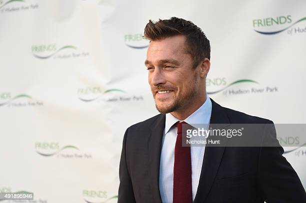 Chris Soules attends the 2015 Friends Of Hudson River Park Gala at Hudson River Park's Pier 62 on October 8 2015 in New York City