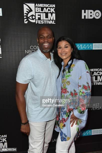Chris Spencer attends 2017 American Black Film Festival on June 14 2017 in Miami Florida