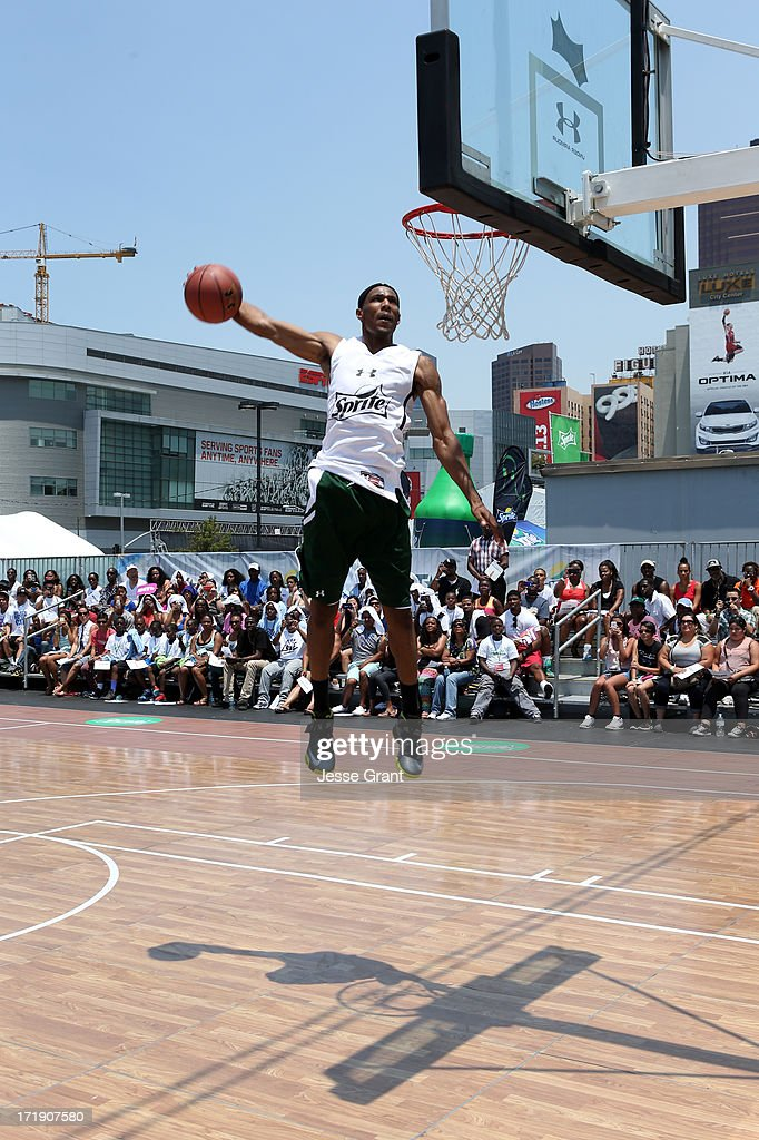 Chris Staples at the Sprite Court during the 2013 BET Experience at L.A. LIVE on June 29, 2013 in Los Angeles, California.
