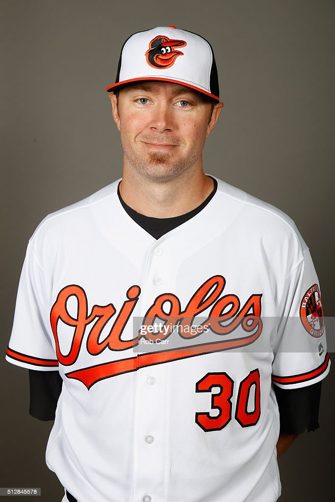 <a gi-track='captionPersonalityLinkClicked' href=/galleries/search?phrase=Chris+Tillman&family=editorial&specificpeople=713179 ng-click='$event.stopPropagation()'>Chris Tillman</a> #30 of the Baltimore Orioles poses during photo day at Ed Smith Stadium on February 28, 2016 in Sarasota, Florida.