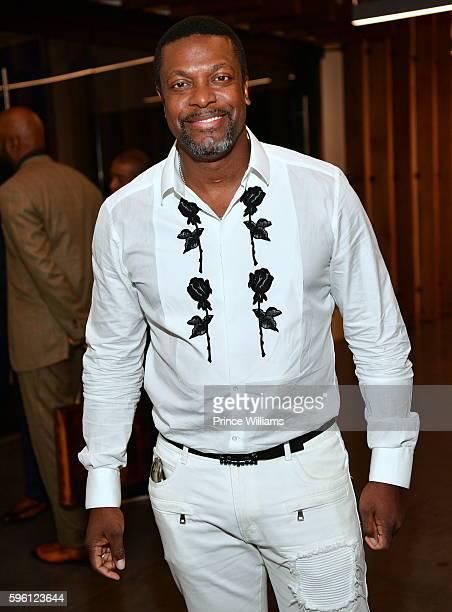Chris Tucker attends Celebrating 25 Years Boyz N The Hood on August 23 2016 in Atlanta Georgia