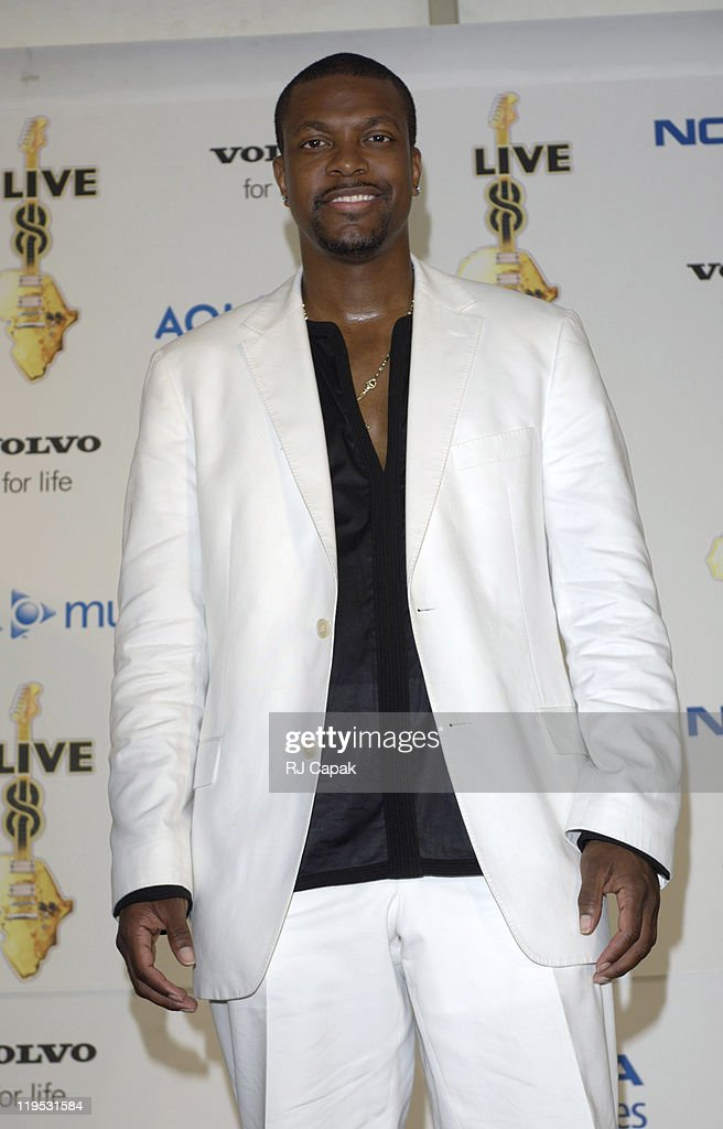 <a gi-track='captionPersonalityLinkClicked' href=/galleries/search?phrase=Chris+Tucker&family=editorial&specificpeople=203254 ng-click='$event.stopPropagation()'>Chris Tucker</a> during LIVE 8 - Philadelphia - Press Room at Philadelphia Museum of Art in Philadelphia, Pennsylvania, United States.