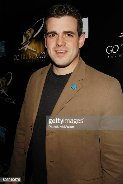 Chris Valetta attends Joonbug hosts the launch of GoTrumpcom sponsored by Blue Star Jets at Marquee NYC USA on January 24 2006