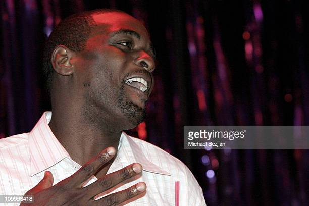 Chris Webber during American Century Golf Championship Party at Harrah's Casino and Vex Night Club July 16 2006 at Harrah's Casino and Vex Night Club...