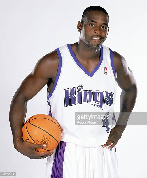 Chris Webber of the Sacramento Kings poses for a portrait during Sacramento Kings Media Day at Kings Practice Facility in Sacramento California NOTE...