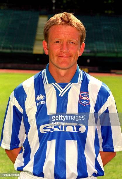Chris Wilder of Brighton and Hove Albion Football Club