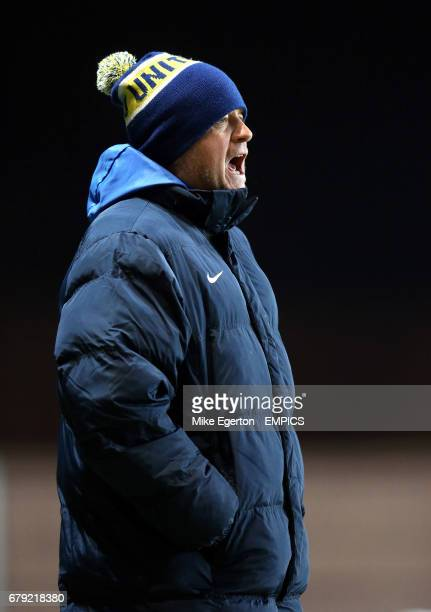 Chris Wilder Oxford United manager