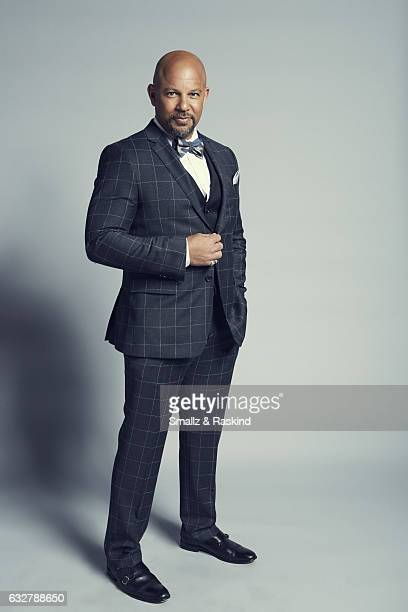 Chris Williams poses for a portrait at the 2017 People's Choice Awards at the Microsoft Theater on January 18 2017 in Los Angeles California