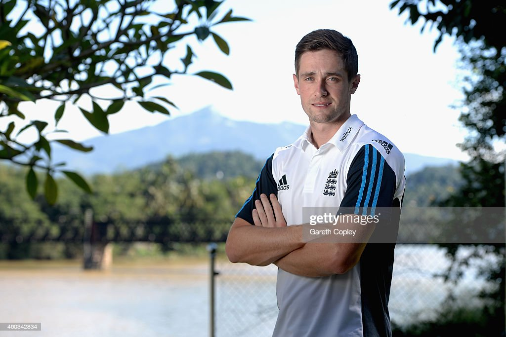 <a gi-track='captionPersonalityLinkClicked' href=/galleries/search?phrase=Chris+Woakes&family=editorial&specificpeople=4444585 ng-click='$event.stopPropagation()'>Chris Woakes</a> of England poses for a portrait after a press conference at the team hotel on December 12, 2014 in Kandy, Sri Lanka.