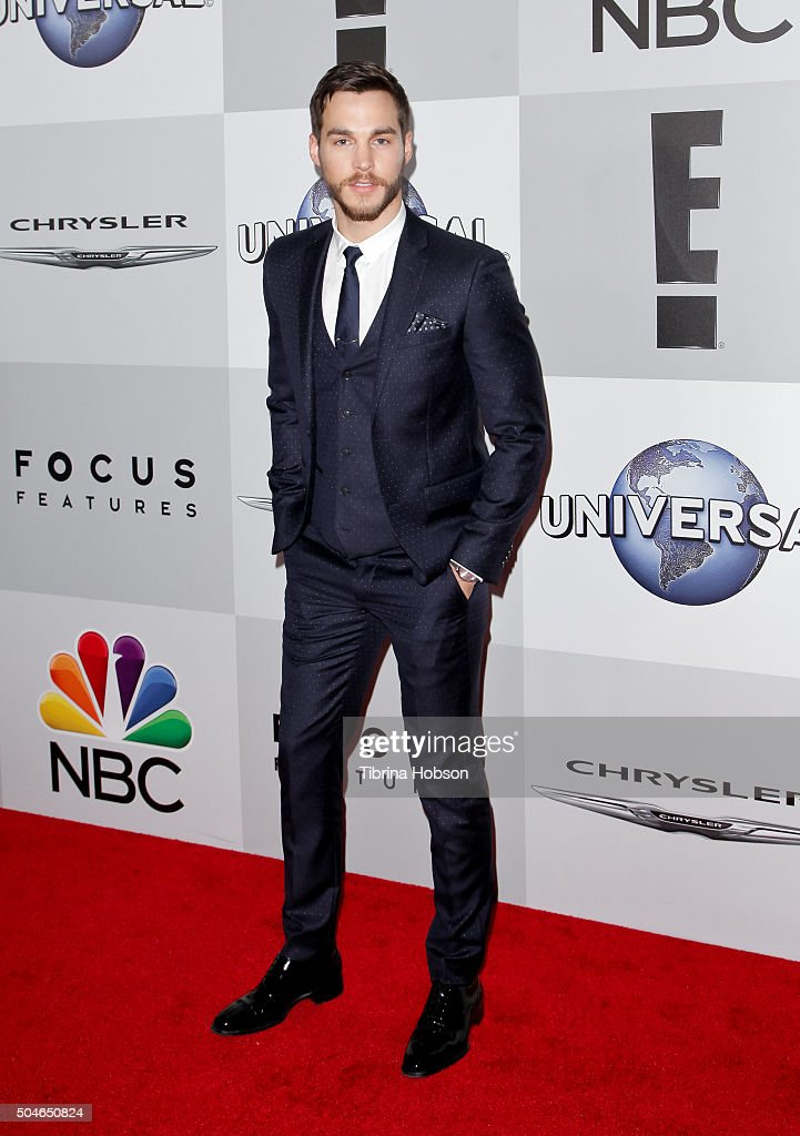 Chris Wood attends NBCUniversal's 73rd Annual Golden Globes After Party at The Beverly Hilton Hotel on January 10, 2016 in Beverly Hills, California.