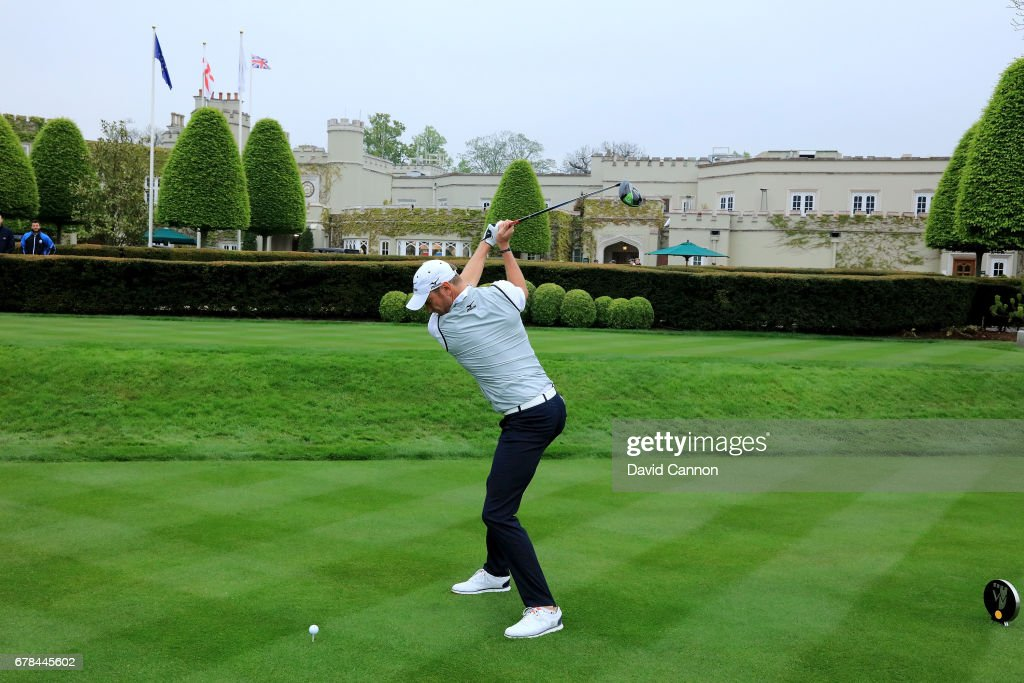 2018 bmw pga championship. Exellent Bmw Chris Wood Of England The 2016 BMW PGA Champion Plays Off First Tee  During Inside 2018 Bmw Pga Championship