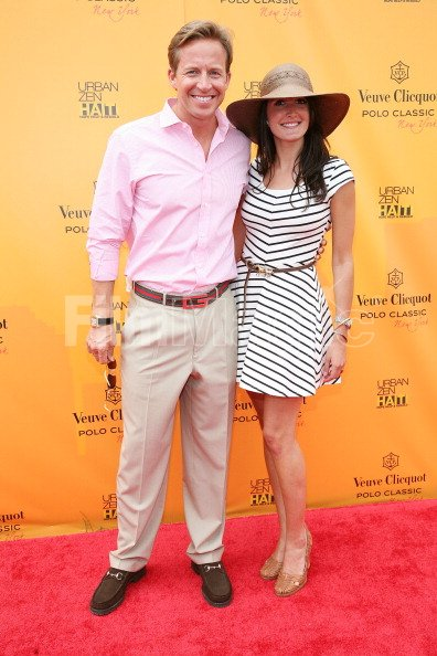578f5f51854208 Chris Wragge and Meggie Wolcott attend the 2011 Veuve Clicquot Polo Classic  at Governor's Island on June 5, 2011 in New York City.