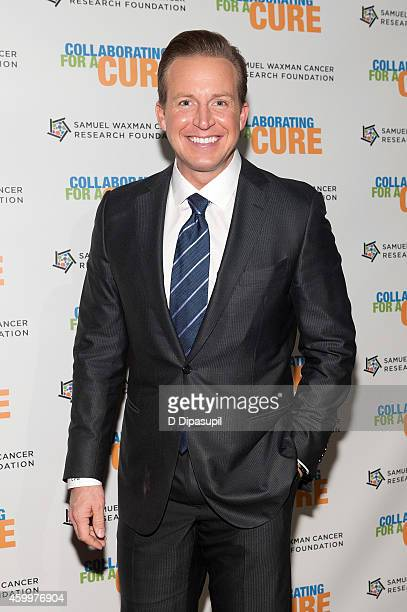 Chris Wragge attends the 17th Annual Samuel Waxman Cancer Research Foundation's Collaborating For A Cure Benefit Dinner Auction at Cipriani Wall...