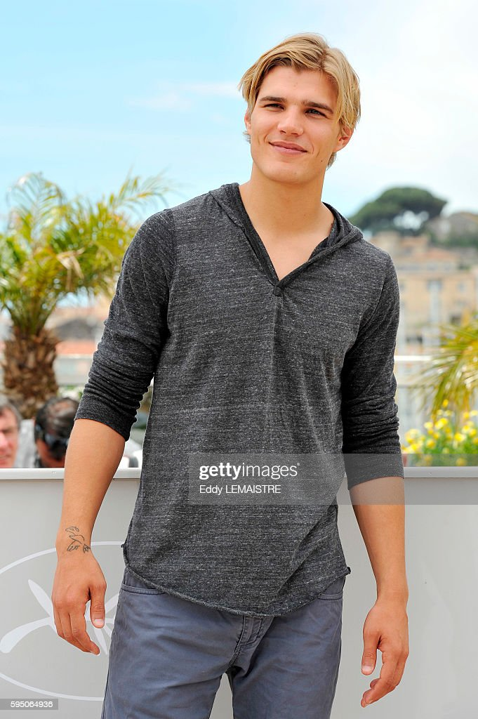Chris Zylka at the photo call for Kaboom during the 63rd Cannes International Film Festival