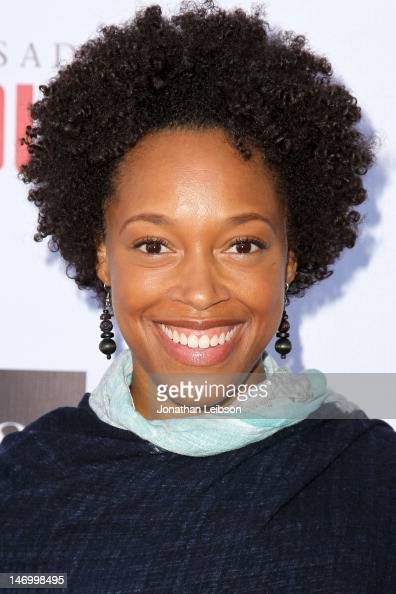 Chrise Boothe attends the Opening Night Performance Of August Wilson's 'Jitney' At The Pasadena Playhouse at Pasadena Playhouse on June 24 2012 in...
