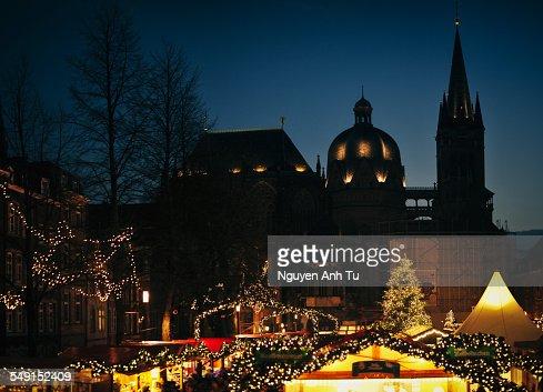 Chrismas Market in Aachen
