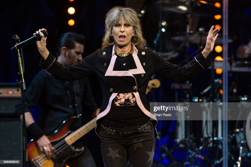 The Pretenders Perform At The Royal Albert Hall