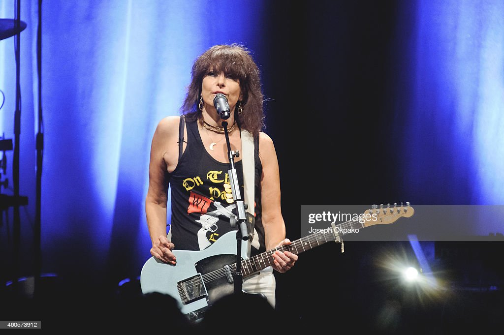 Chrissie Hynde Performs At Koko