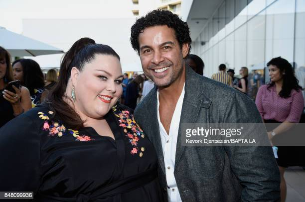 Chrissy Metz attends the BBC America BAFTA Los Angeles TV Tea Party 2017 at The Beverly Hilton Hotel on September 16 2017 in Beverly Hills California