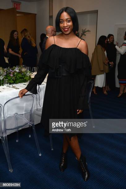 Chrissy Rutherford attends as Harper's BAZAAR and THE OUTNETCOM Celebrate the opening of MoMA's Fashion Exhibit 'Is Fashion Modern' at MOMA on...