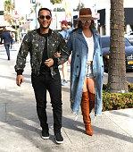 Celebrity Sightings In Los Angeles - January 15, 2018