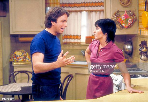 S COMPANY 'Chrissy's Cousin' Season Five 12/16/80 Chrissy's cousin Cindy moved in with Jack and Janet