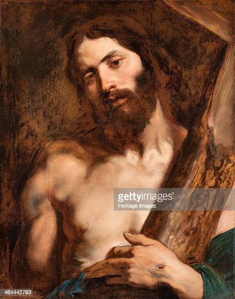 Christ Carrying the Cross First third of 17th cen Found in the collection of the Musei di Strada Nuova Genoa