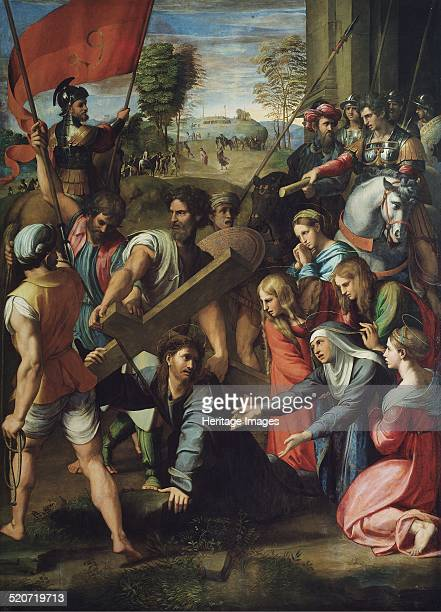 Christ Carrying the Cross Found in the collection of Museo del Prado Madrid