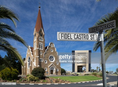 Christ Church and street named to Fidel Castro