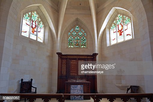 Christ Church in Jerusalem - Israel : Stock Photo