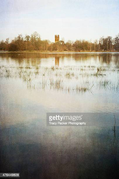 Christ Church (Port) Meadow - Flooded