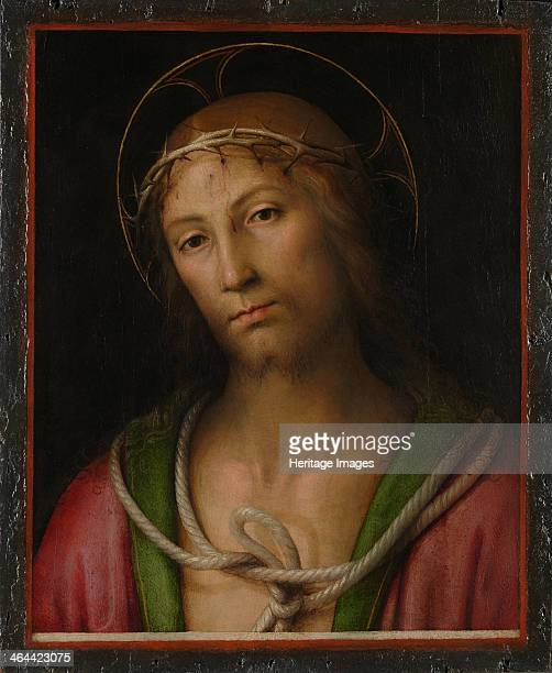 Christ Crowned with Thorns c 1505 Found in the collection of the National Gallery London