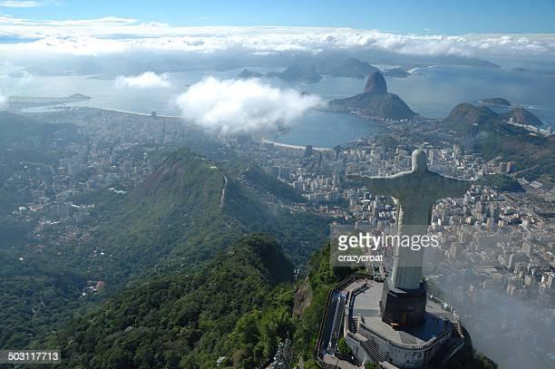 Cristo Redentor no Rio de Janeiro, ver