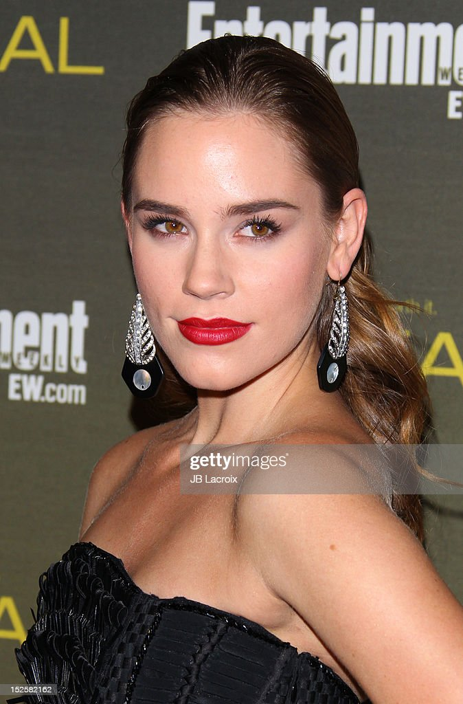 Christa B. Allen attends the 2012 Entertainment Weekly Pre-Emmy Party at Fig & Olive Melrose Place on September 21, 2012 in West Hollywood, California.