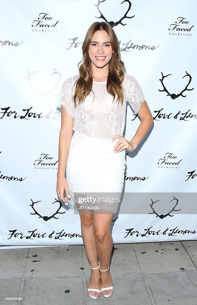 For Love & Lemons Annual SKIVVIES Party With Special Performance By Jena Malone - Arrivals